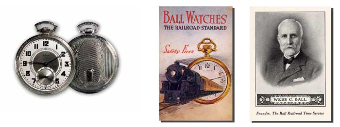 De veiligheid op het Amerikaanse spoornet was voor een belangrijk deel te danken aan Webb C. Ball.