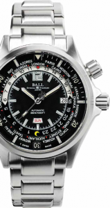 ENGINEER MASTER II  DIVER WORLDTIME