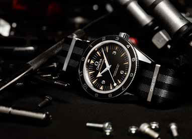 Seamaster 300 Spectre Limited