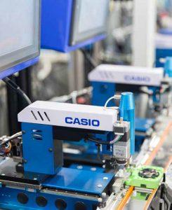 Zelfs de machines worden in eigen huis gemaakt